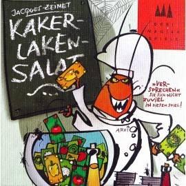 SALATĂ DE GÂNDACI / cockroack salad