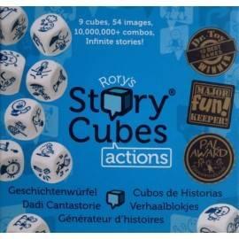 CUBURI CU POVESTI - ACTIUNI / STORY CUBES - ACTIONS