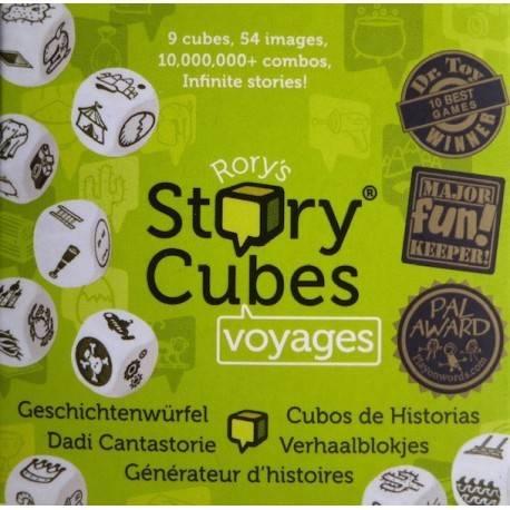 CUBURI CU POVESTI - CALATORII / STORY CUBES - VOYAGES