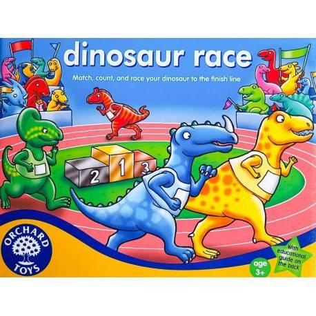 CURSA DINOZAURILOR / DINOSAUR RACE