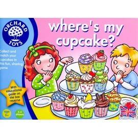 BRIOSE / WHERE'S MY CUPCAKE