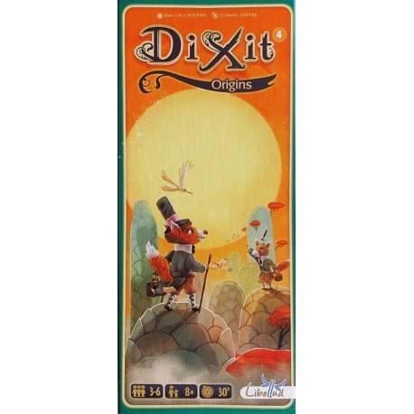 EXTENSIE DIXIT - ORIGINS