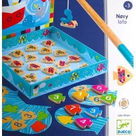 JOC EDUCATIV NAVY LOTO