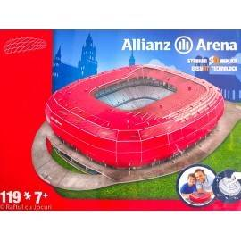 STADION BAYERN MUNCHEN - ALLIANZ ARENA, GERMANIA