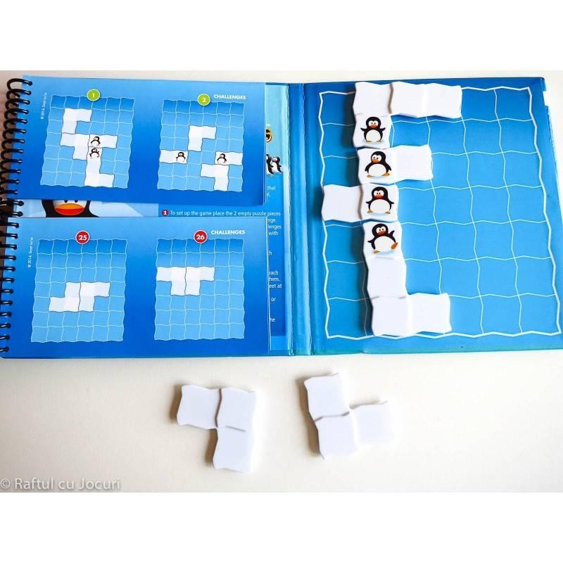 Imagini pentru joc smart games Penguins Parade