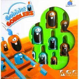 GOBBLET GOBBLERS CU PIESE DE PLASTIC