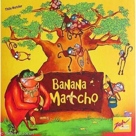 BANANA MATCHO