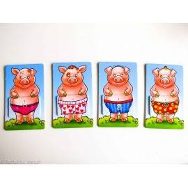 PURCELUȘI ÎN CHILOȚEI / PIGS IN PANTS