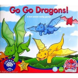 HAI, DRAGONILOR! GO GO DRAGONS!