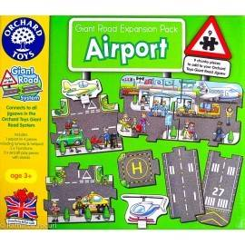 PUZZLE DE PODEA - EXTENSIE AEROPORT / GIANT ROAD EXTENSION PACK AIRPORT