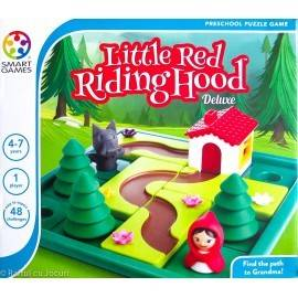 SCUFIȚA ROȘIE / LITTLE RED RIDING HOOD DELUXE