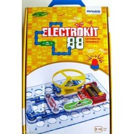 KIT ELECTRONIC CU 88 DE VARIANTE DE ASAMBLARE