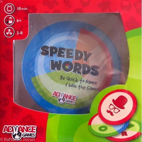 CUVINTE RAPIDE / SPEEDY WORDS