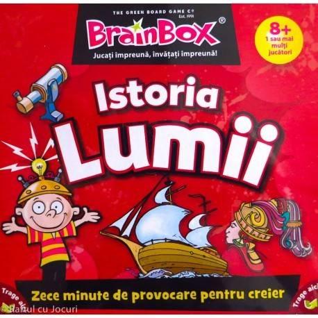 BRAINBOX - ISTORIA LUMII