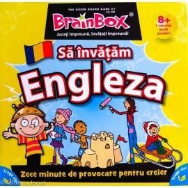 BRAINBOX - SĂ ÎNVĂȚĂM ENGLEZĂ