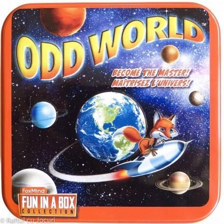 PLANETE CIUDATE / ODD WORLD