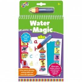 WATER MAGIC - CARTE DE COLORAT ABC
