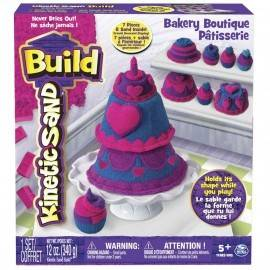 KINETIC SAND BUILD SET COFETARIE 340G
