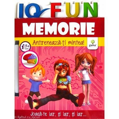 IQ FUN - MEMORIE