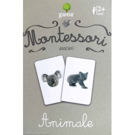 ANIMALE - ASOCIERI MONTESSORI