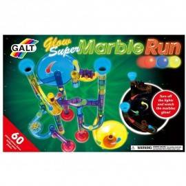 SUPER MARBLE RUN 60 -  SET REFLECTORIZANT