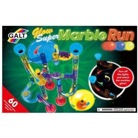 SUPER MARBLE RUN 60 -  SET REFLECTORIZANT